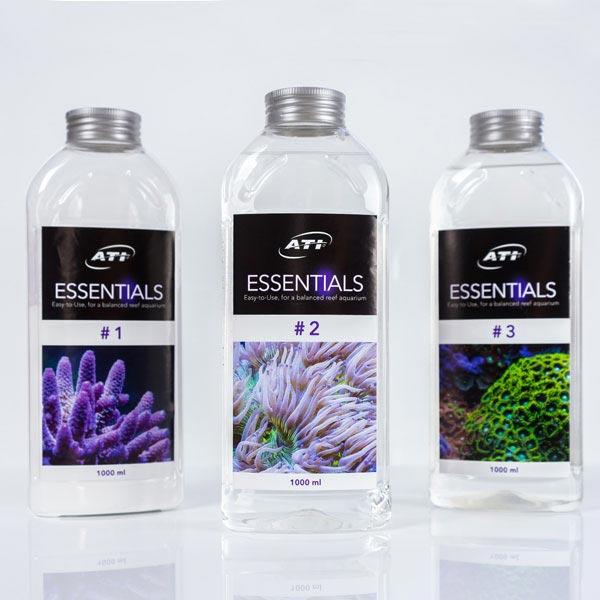 ATI Essentials Set (3x 1000 ml) Grundversorgungssystem