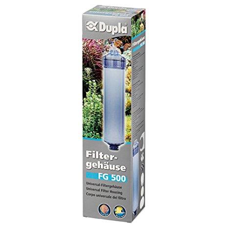 Dupla Filterleergehäuse FG 500