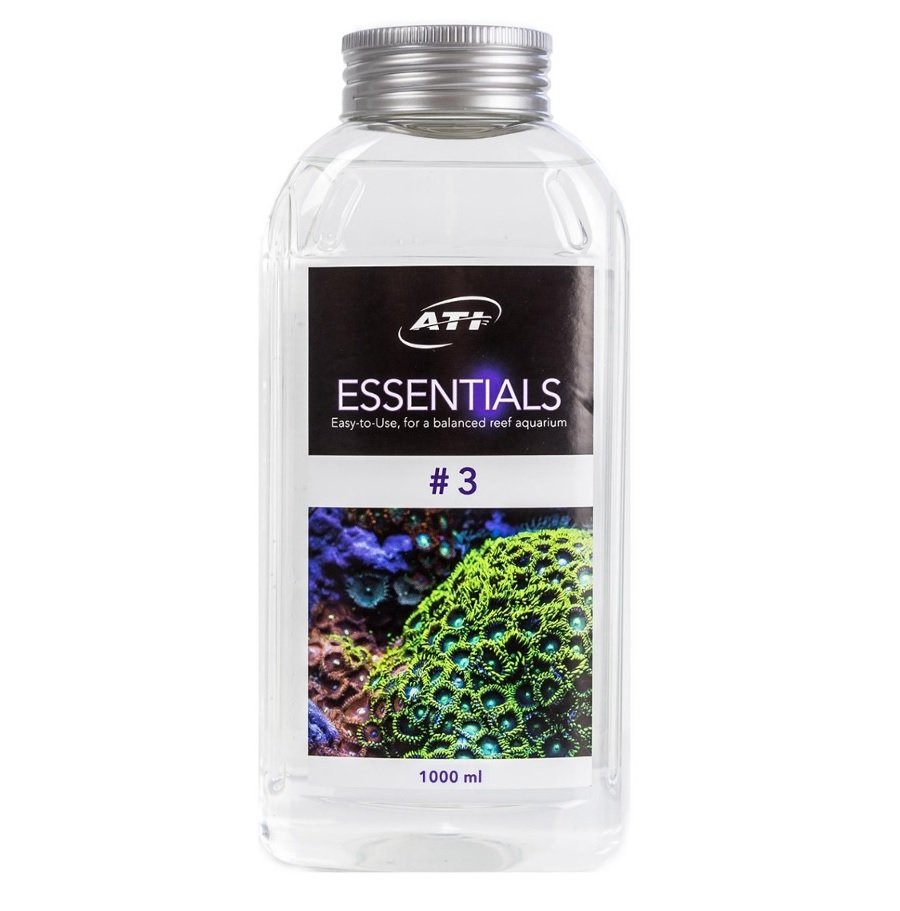 ATI Essentials #3 (1x 1000 ml) Grundversorgungssystem