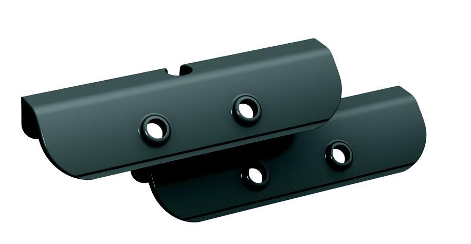 Tunze 0220.153 Kunststoffklingen 86 mm, 2 Stück