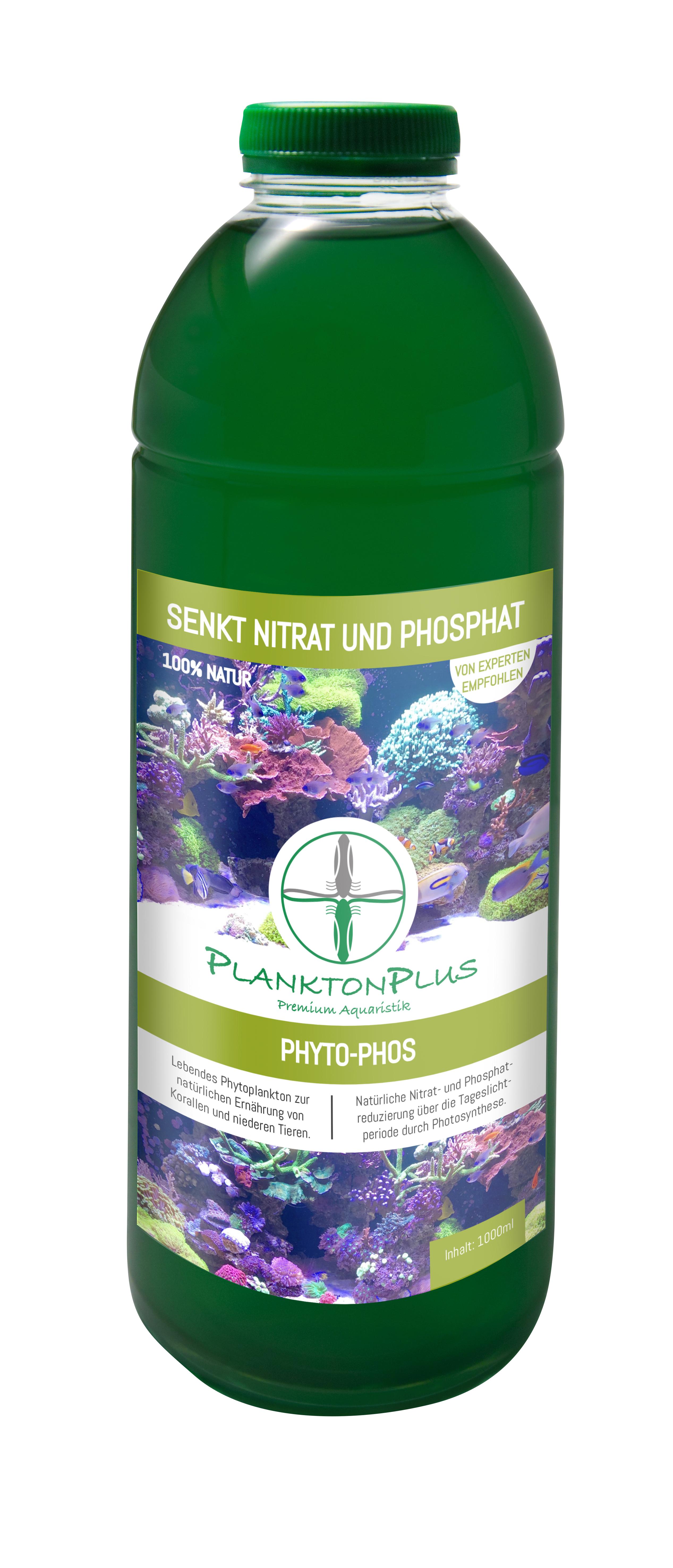 Phyto-Phos - senkt Nitrat und Phosphat