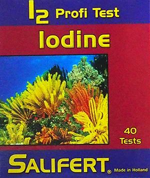Salifert Profi Test I2 Jod