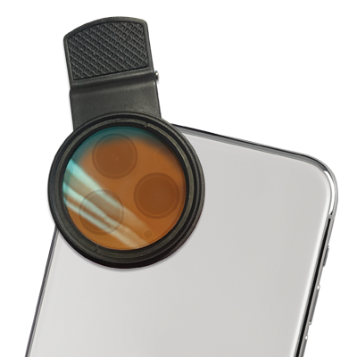D-D Coral Colour Lense GEN2