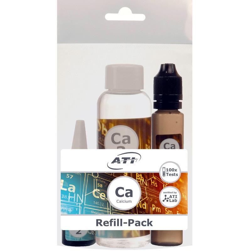 ATI Professional Test Kit Ca - Nachfüllset