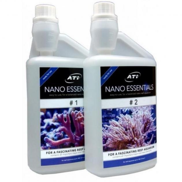 ATI Nano-Essentials Set 2 x 1000 ml