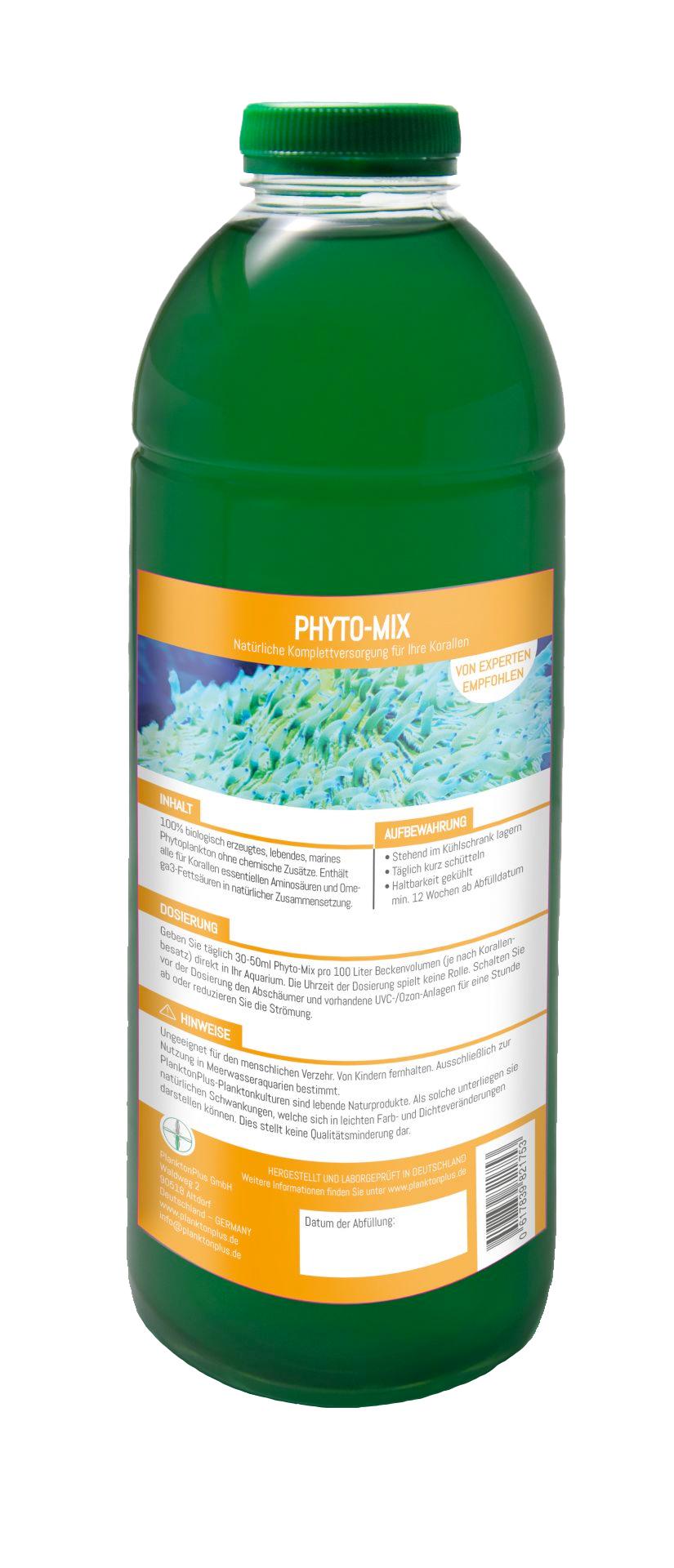 Phyto-Mix - Komplettversorgung