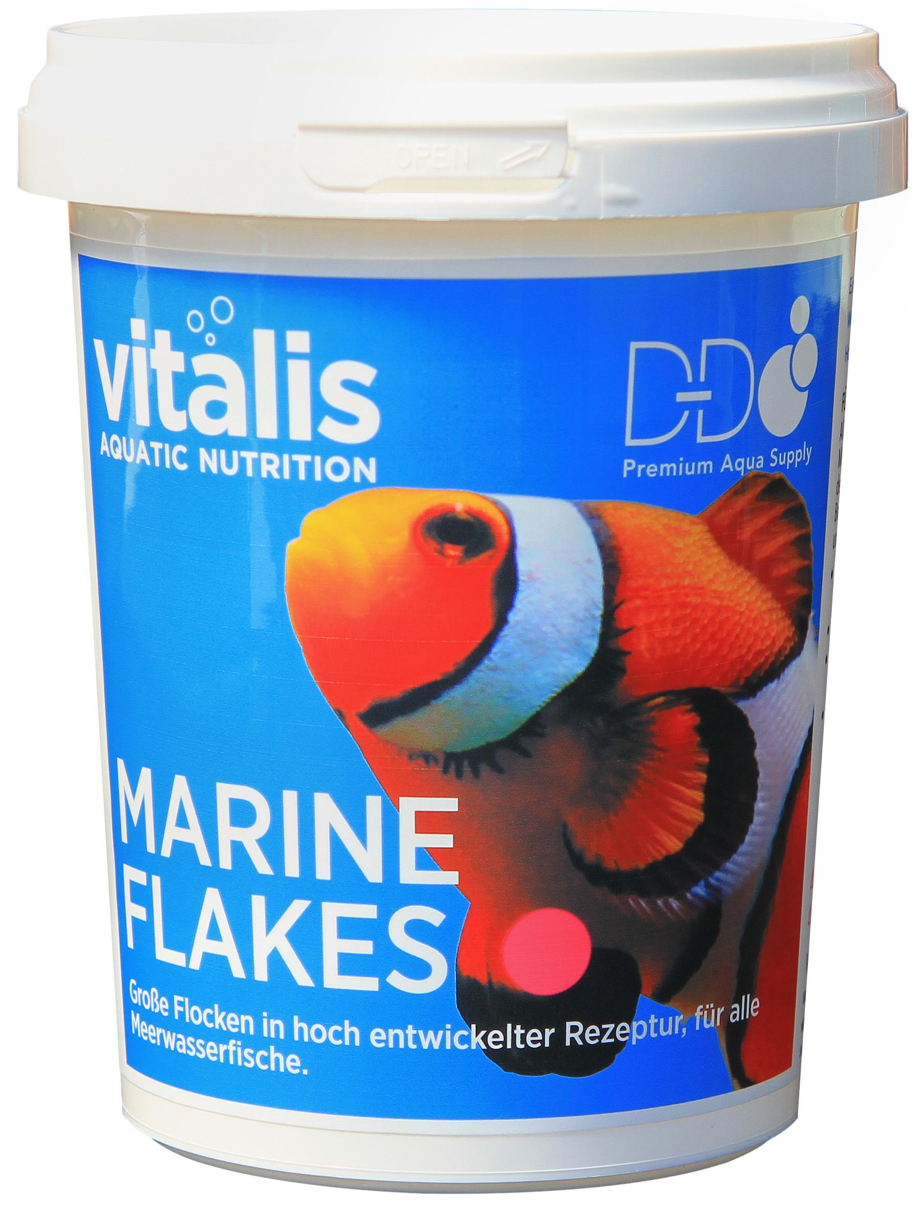 Vitalis Marine Flakes Flockenfutter