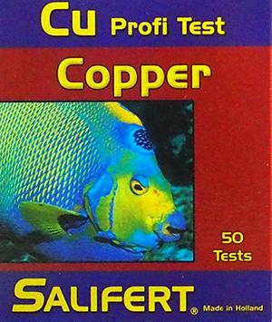 Salifert Profi Test Cu Kupfer
