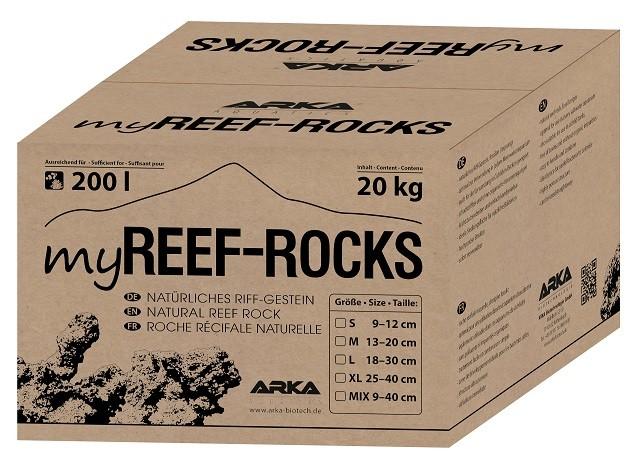 ARKA myReef-Rocks 13-20 cm 20 kg