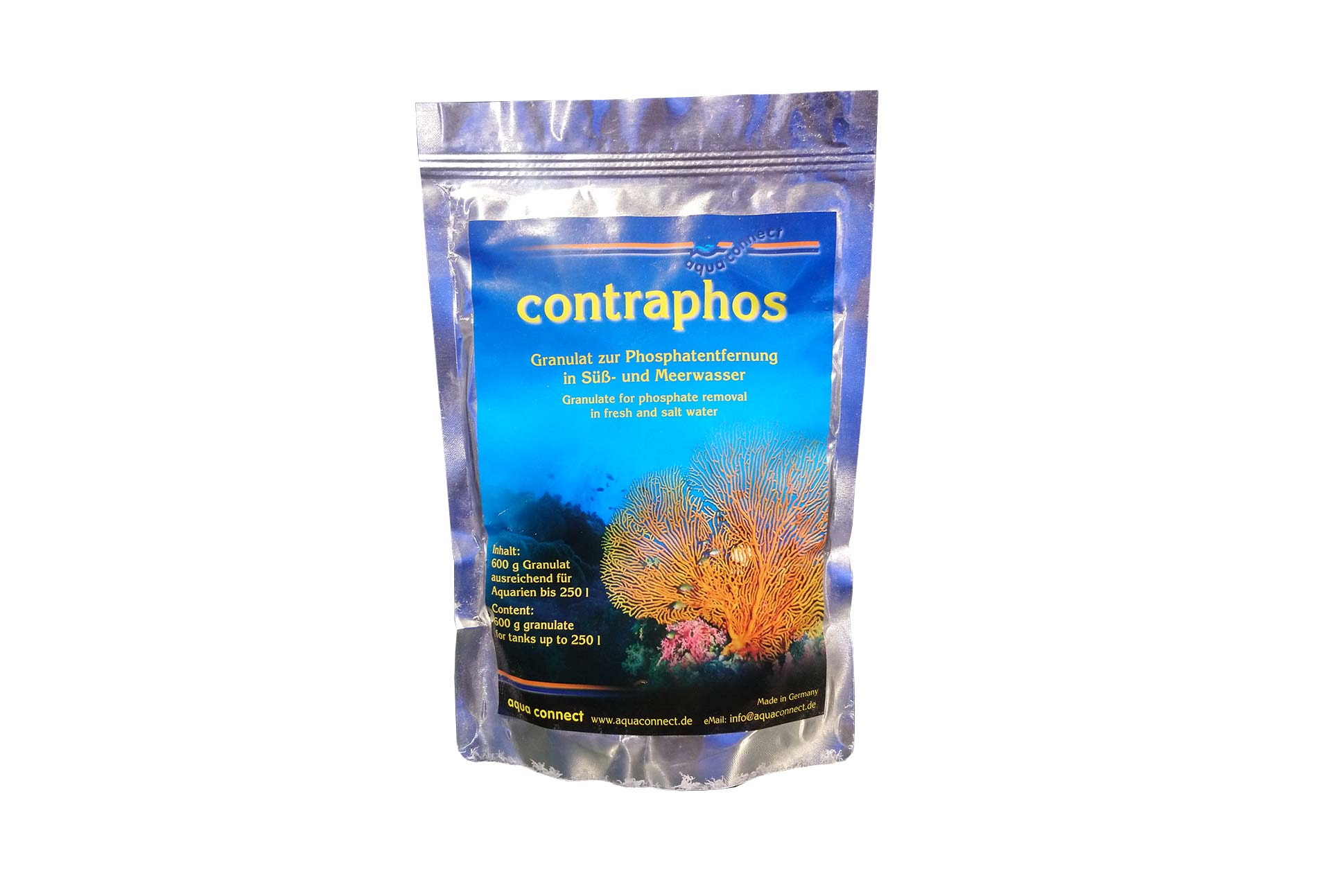 Aqua Connect Contraphos 500 ml Granulat