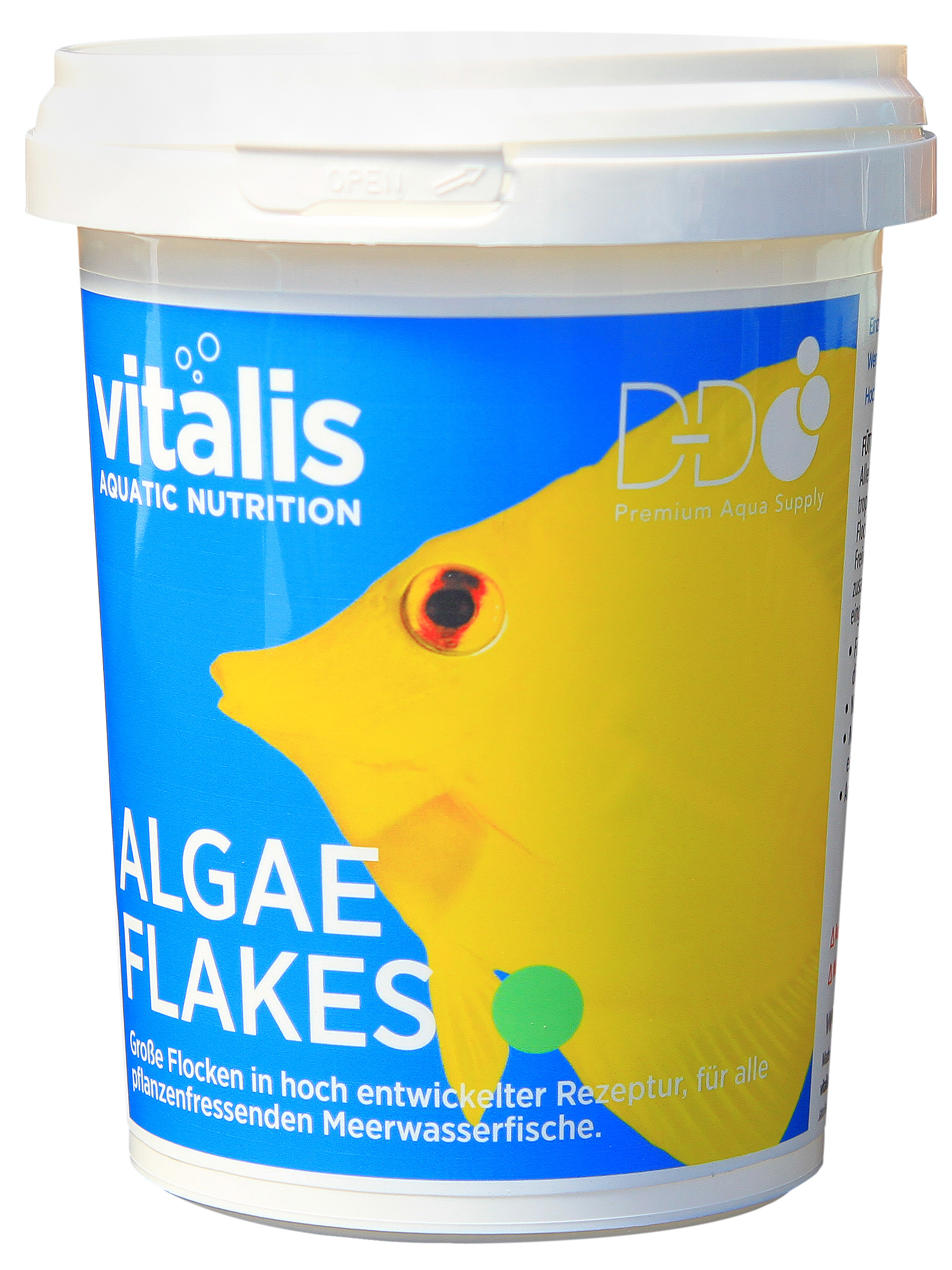 Vitalis Algae Flakes Algen Flocken