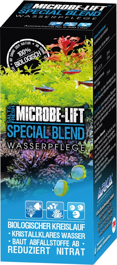 Microbe-Lift Special Blend Wasserpflege Bakterienmischung