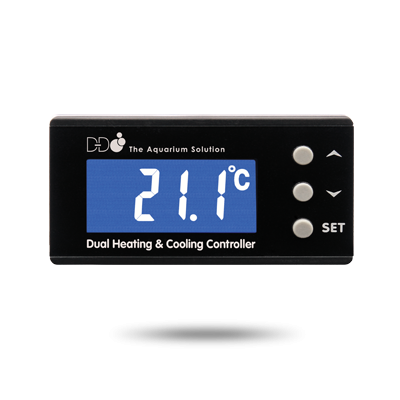 D-D Dual Heiz- und Kühlregler
