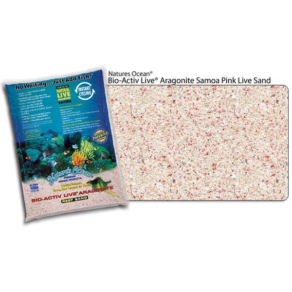 Nature's Ocean - Samoa Pink Aragonite - 0,5 - 1,7 mm