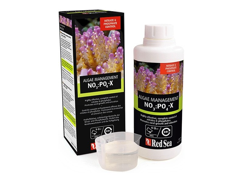 Red Sea NO3:PO4-X Nitrat & Phosphat Reduzierer