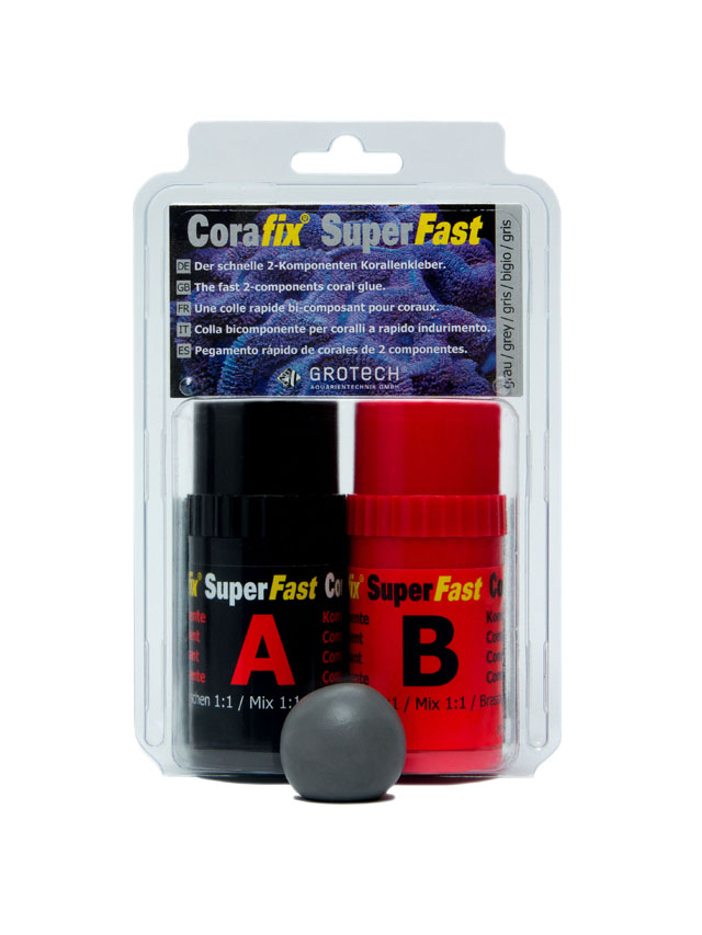 GroTech CoraFix SuperFast grau 240 g