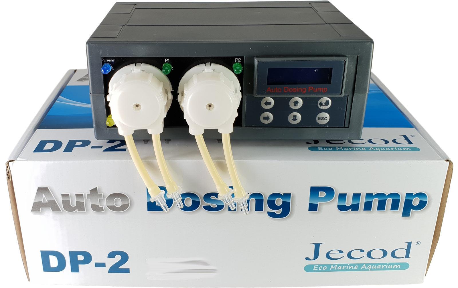 Jecod DP-2 - 2-Kanal Dosierpumpe