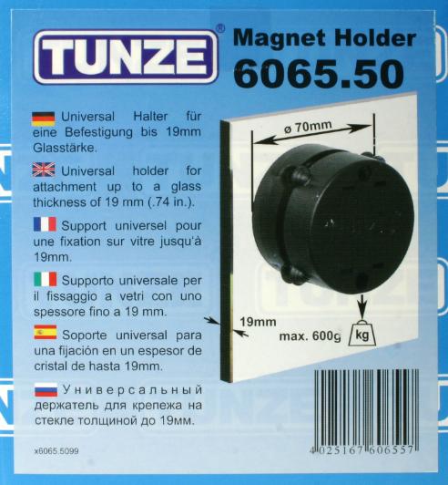 Tunze 6065.500 Magnet Halter Universal