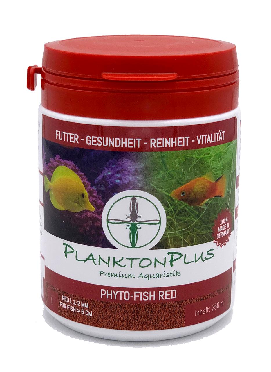 Phyto-Fish Red Granulatfutter
