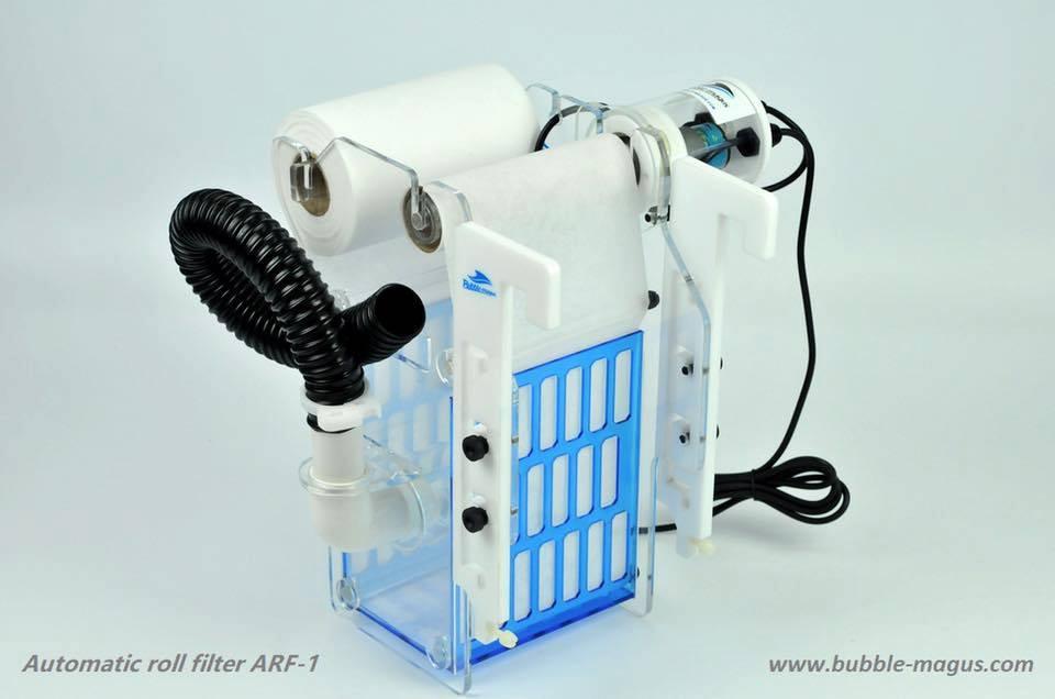 Bubble Magus Auto-Filter ARF-1 Vliesfilter