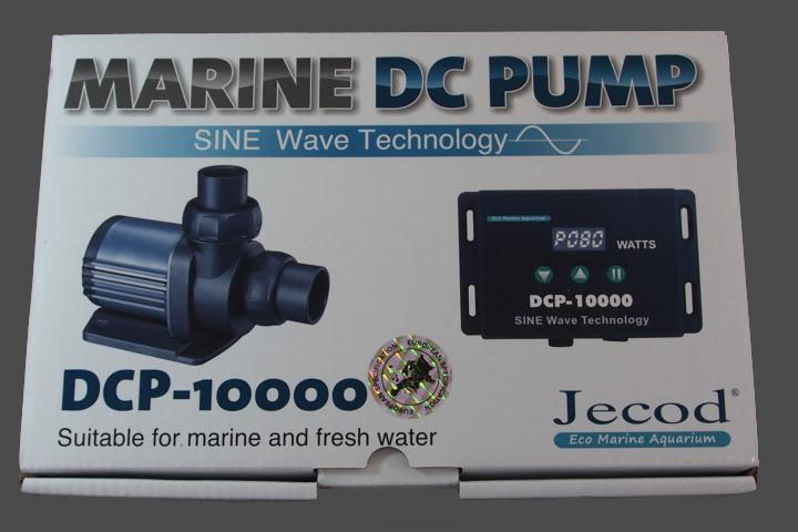 Jecod/Jebao DCP-10.000 Förderpumpe inkl. Controller