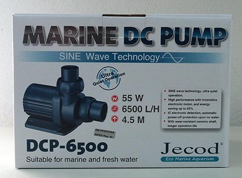 Jecod/Jebao DCP-6.500 Förderpumpe inkl. Controller