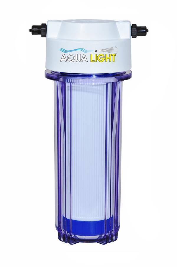 "AQUA LIGHT Leerfilter 10"" ca. 1,5 Liter inkl. Leerpatrone"
