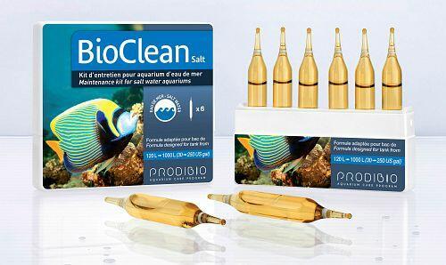 Prodibio BioClean Meerwasser - Bakterien und Nährstoffe kombiniert