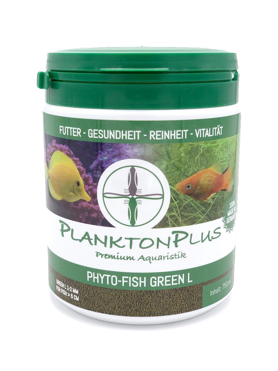 Phyto-Fish Green Granulatfutter